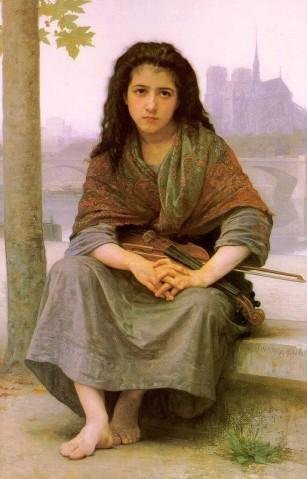 引用 介绍一 位被人遗忘的大师--布格罗 - 画家阿立 - 桑岭山人