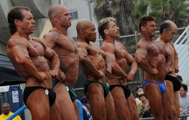 美国沙滩健美大赛现场,施瓦辛格曾是常客(组图) - 刻薄嘴 - 刻薄嘴的网易博客:看世界