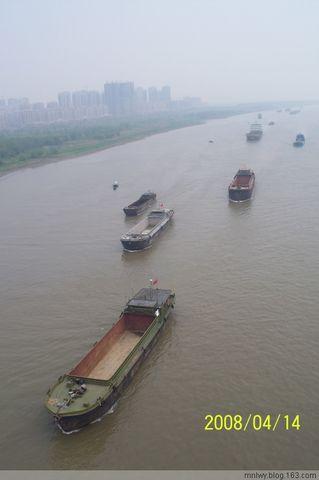 南京长江大桥(原创) - 马林 - 山西马林博客