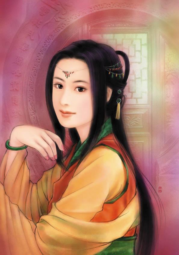 中国历史上的三十大美女  - yueming - 我的地盘我做主