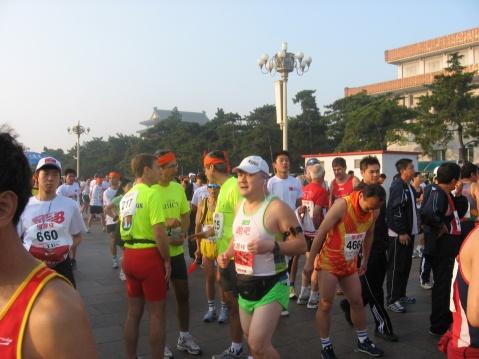 胖哥刚Sir的北京马拉行 - 湘北初哥 - 湘北初哥的Marathon日志
