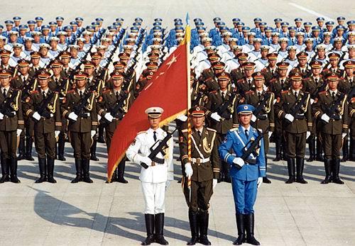 2009国庆60周年阅兵式上的的机密 - 风语无言 - 风语无言的博客