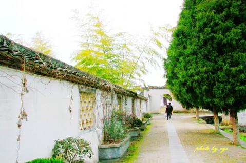 [原创]中华古村(07)安徽西递《锦缠道》 - 自由诗 - 人文历史自然 诗词曲赋杂谈