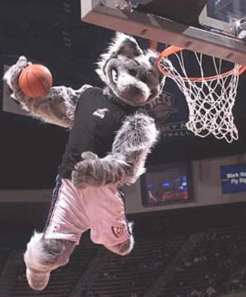 NBA吉祥物大全集图片