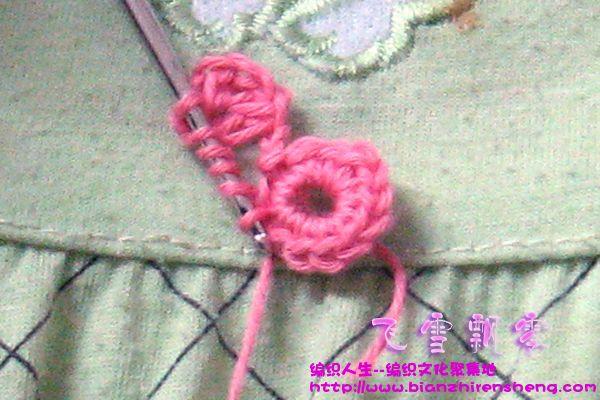 超漂亮的韩版时尚钩包教程 - 浮萍 - 浮萍的博客
