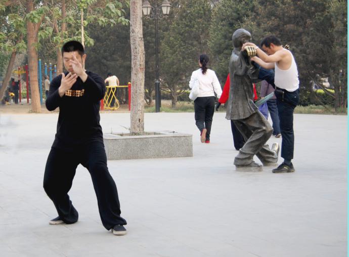 牛城晨曦(掠影) - xt5999995 - 赵文河的博客