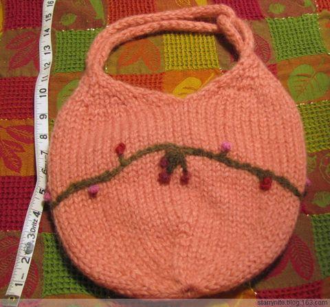 缩绒馄dun包(felted dumpling bag) - starrynite - 爱 是 永 不 止 息