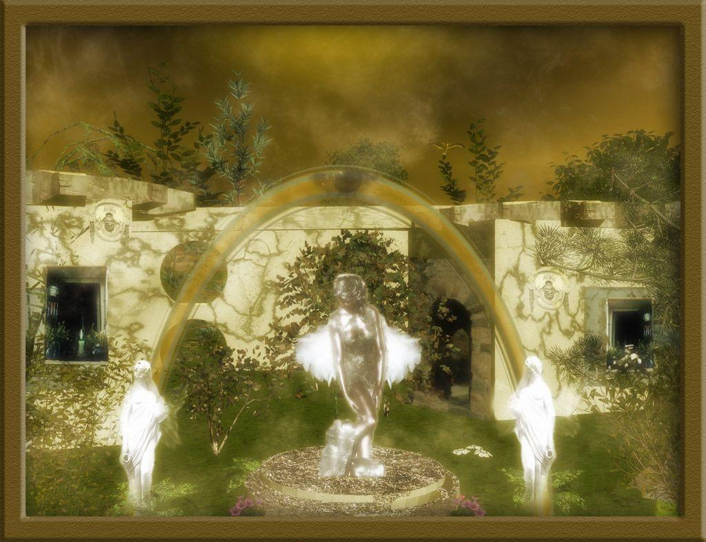 水苑仙境(用代码做图) - 和尚 - 和尚博客