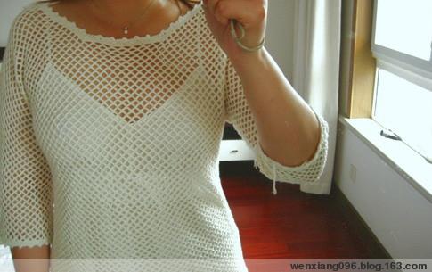 08年06月16日  鱼网衫终于能穿出去了 - wenxiang096 - 闻香的博客