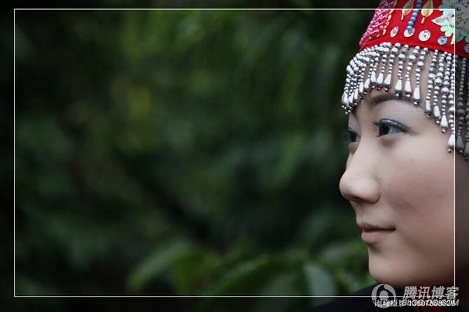 海南咖啡豆与黎族女孩 - 刚峰先生 - 天涯横呤