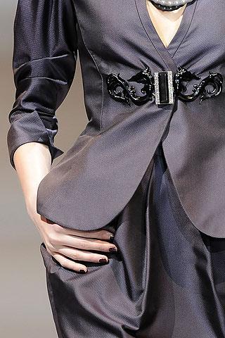 Armani Privé 09春夏高级时装 - 中国杭州青岛服装师联盟 - 中国杭州青岛服装师联盟