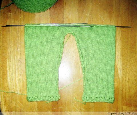【转载】宝宝开衫配套毛裤 - 与世无争 - mlp.8999877 的博客与世无争