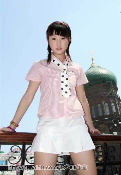 张筱yu超清纯美女 生活艺术写真