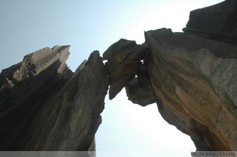 [旅游摄影]好喜欢,云南(14)--石林风光 - 松江蓑笠翁hitcdw - hitcdw摄影、旅游