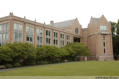 走进美国名校:西雅图华盛顿大学 (连载6) - 阳光月光 - 阳光月光