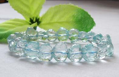 水晶玉石的天然灵性 - 先解风情后解衣 - 先解风情后解衣