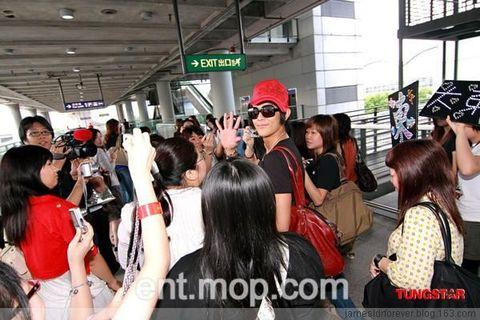 【2008.5.24】汪东城来港 媒体与fans在机场热情迎接 - 北極星の淚 - 酷帅神迷の飞轮海