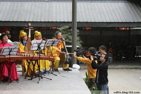 回眸2008 -  三玄洞经古乐团 - 古韵祭祖 三玄洞经乐团的博客