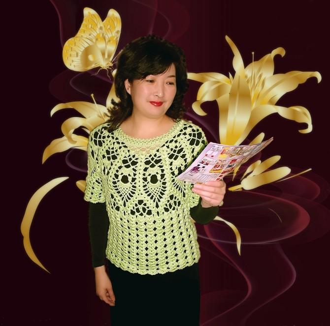 《原创》菠萝之恋(3月26日育克已完成) - 浮萍 - 浮萍的博客