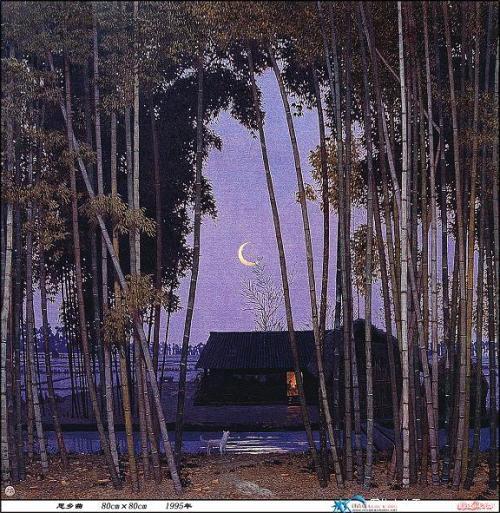 ◆那片盈盈的月光 - 清荷铃子 - 清荷铃子