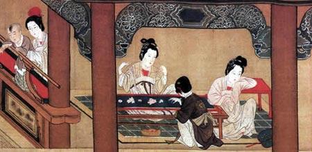 【书画者必知】中国画的20种分类 - 忆雨紫烟 - 忆雨紫烟的书画评论空间
