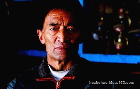 藏族老人罗觉和他的收藏——陶器 - 菏泽灏 - 菏泽灏