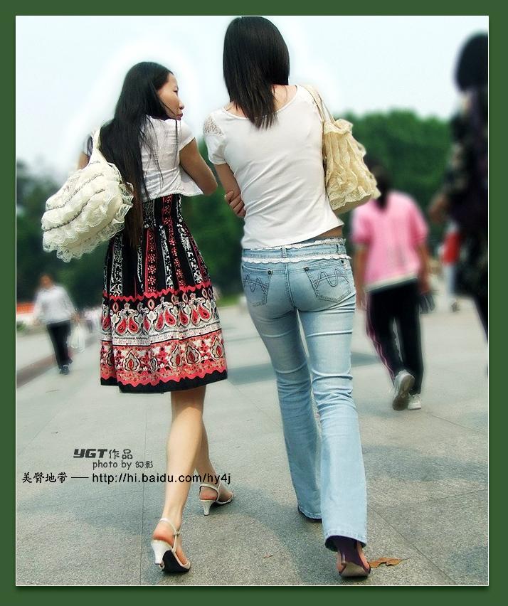 【转载】低腰牛仔妹妹的紧翘美臀!(5P) - zhaogongming886 - 东方润泽的博客