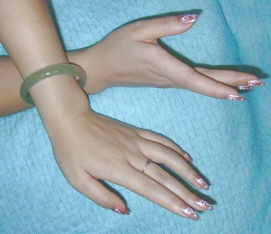 手指告诉你寿命有多长![视频] - 天山雪莲 - 天山雪莲的博客