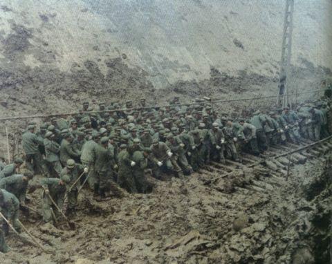 迎战泥石流    铁道兵kg7659 - 铁道兵kg7659 - 铁道兵kg7659