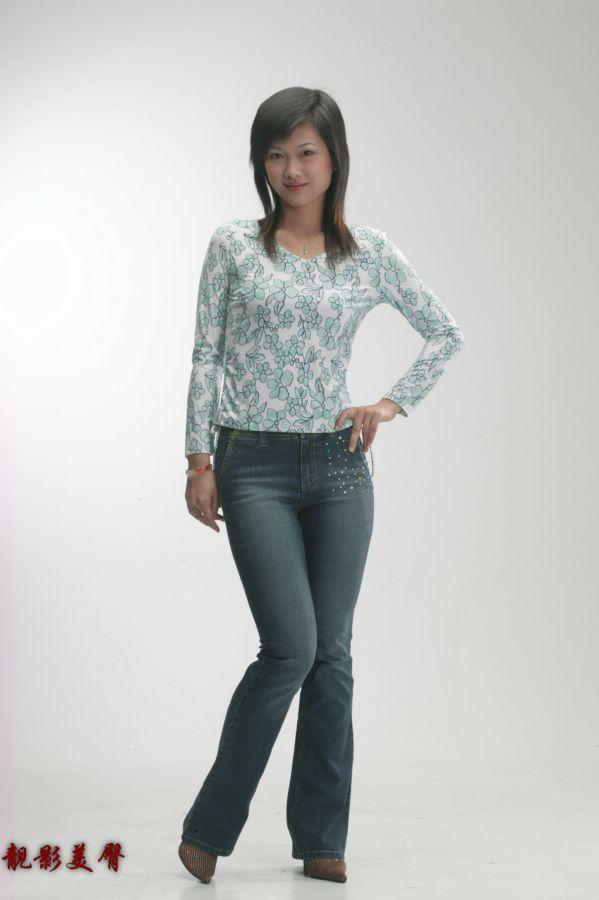 最完美的牛仔裤美女 - 源源 - djun.007 的博客
