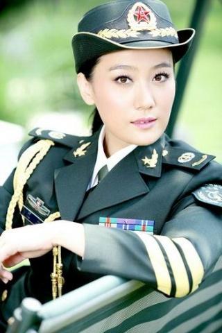 军装1寸照片_1寸士兵军装证件照_穿军装的照片_快步 ...