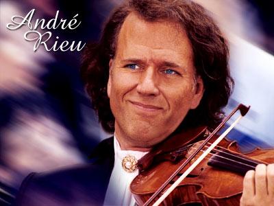 《Love Around the World 爱在世界的每个角落》欧洲当紅小提琴家、指揮家安德列·里欧专辑 (Mp3 320K) - 淡泊 - 淡泊