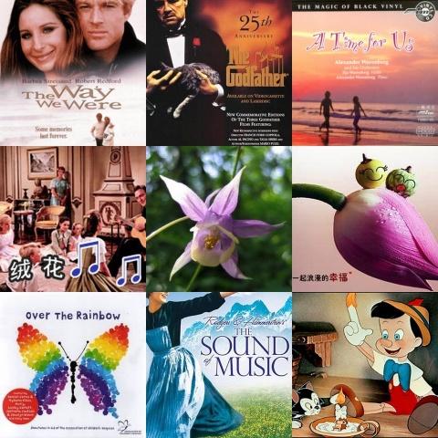 【专辑】小提琴演绎的经典银幕金曲《Silver Screen Classics》 - 淡泊 - 淡泊