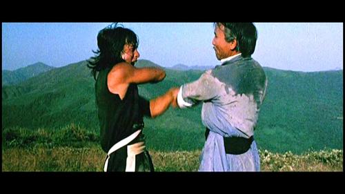 飞龙在天——《师弟出马·飞龙猛将·火烧岛》 - weijinqing - 江湖外史之港片残卷