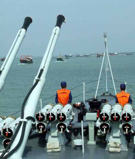 [转]美军垂涎南海资源暗中布局意图牵制中国 - 桃源居士 - 桃源居