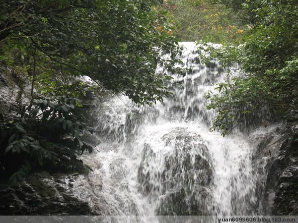 (十三)镜屏乌萨头瀑 - 镜湖水 - 镜湖水的博客