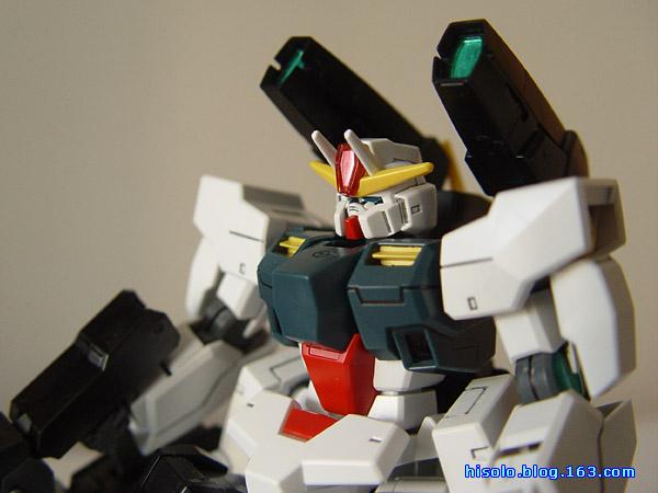 【模型】Seravee Gundam 1/144 随拍 - SOLO - Solos Space