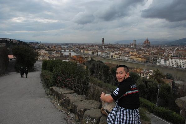 【意大利5】用搞笑意大利语快速融入意大利 - 行走40国 - 行走40国的博客