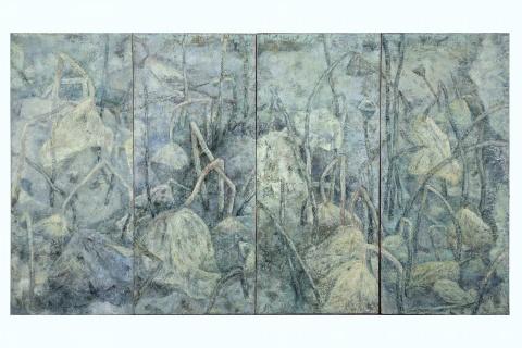 浪漫主义的习性---评刘玲 - 应歧的油画风景 - 应歧的油画风景