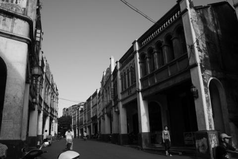 故乡印象·痕 - 夜倾城 - 永不褪色的只有黑色