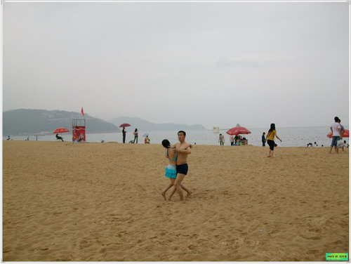 雨中海滩上的激情探戈 - 刘兴亮 - 刘兴亮的IT老巢