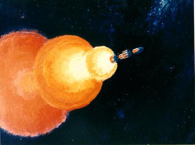未来十大太空技术:时空扭曲或难实现 - 日月明 - tfxin.yu 的博客