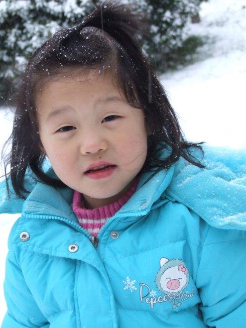 好大一场雪 - 娆娆 - 幸福小尾巴