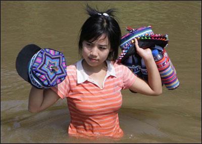 泰国青麦河上的销售培训案例 - 潘石屹 - 潘石屹的博客