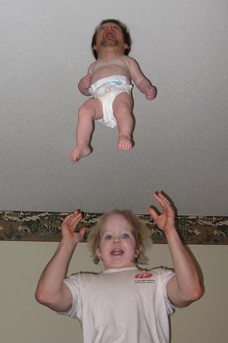 父子换头 - 李二嫂的猪 - 翱翔的板儿砖