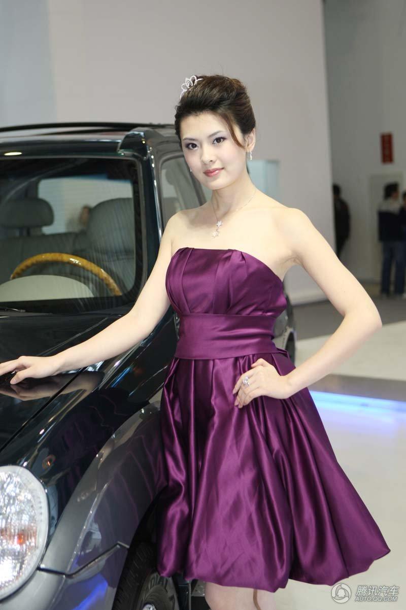 靓丽的车模  - 安琪儿 - 安琪儿的博客