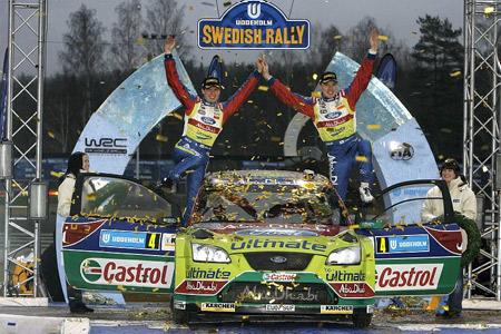 WRC史上最年轻分站冠军车手诞生 - zhangdaxian199 - 大仙的小屋