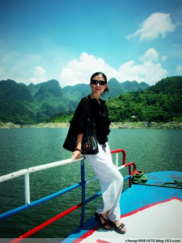 行走在万峰湖(组诗) - 诗情若心 - 诗情若心--若的微语世界!