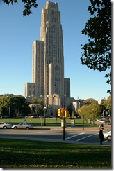 Pittsburgh 匹斯堡大学标志性建筑