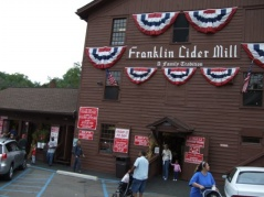Franklin Cider Mill - kitty - Kitty 的博客